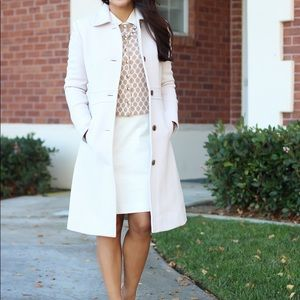 Petite J.Crew Lady Day wool coat with Thinsulate®